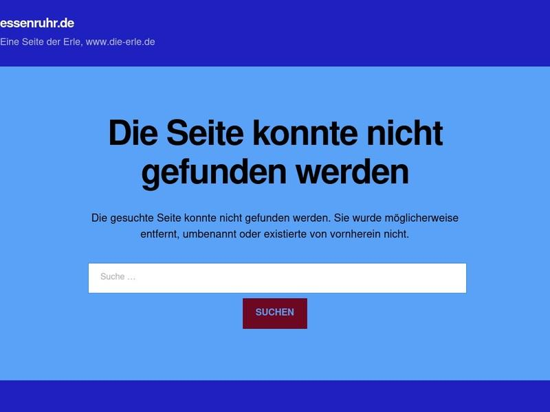 Screenshot von http://essenruhr.de/archive/8067